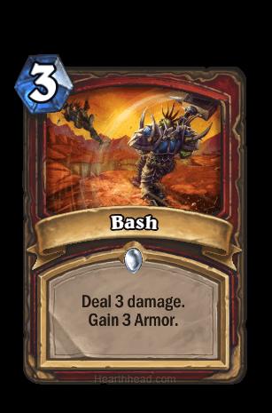 bash hearthstone kártya