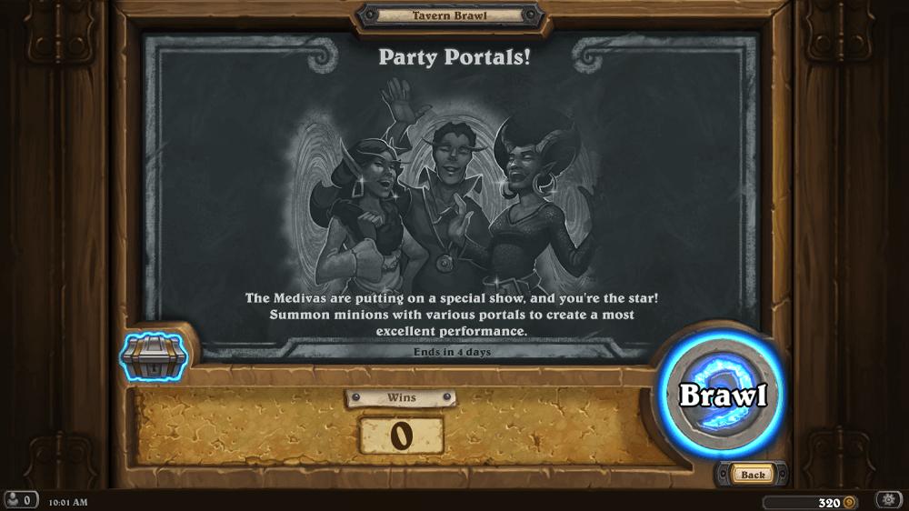 Party Portals