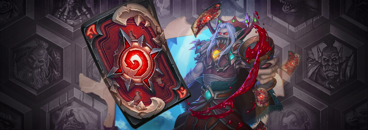 Hearthstone Szezon 41: Blood Knight