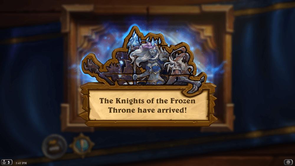 Frozen Throne megjelenési időpontok (frissítve)