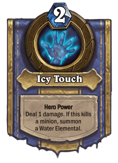 Icy Touch
