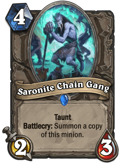 Saronite Chain Gang
