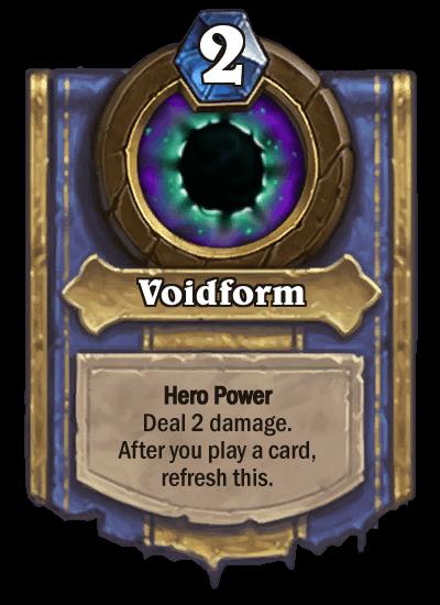Voidform