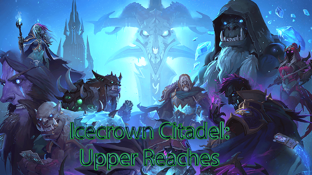 Icecrown Citadel Upper Reaches
