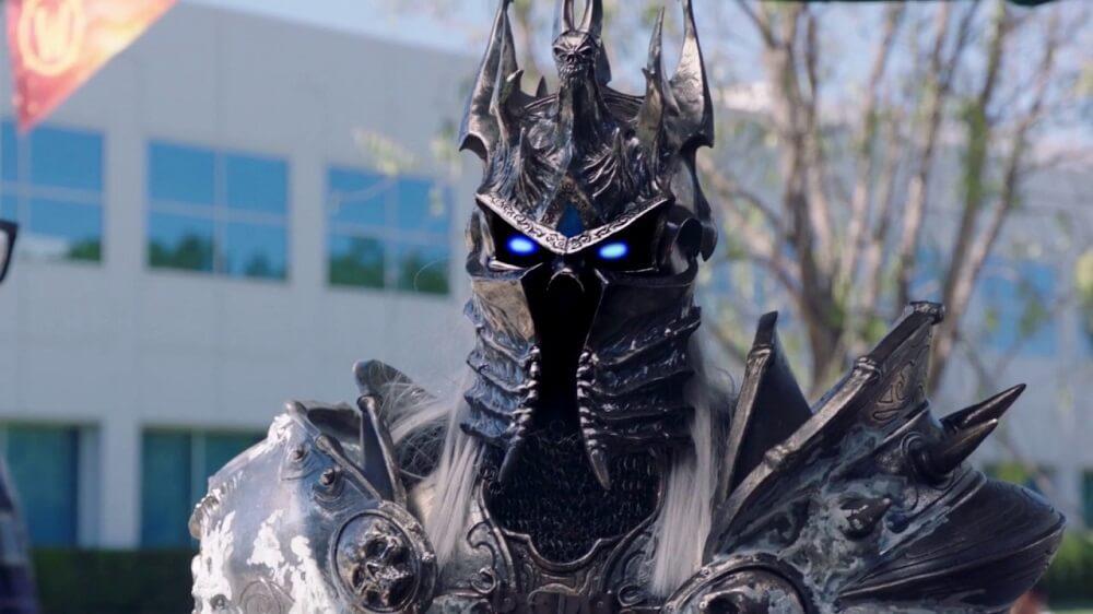 Két új lap és a Lich Kinget kirúgják a Blizzardtól