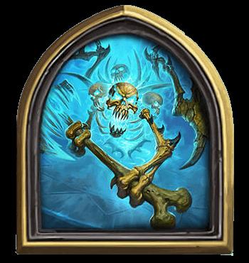 Lord Marrowgar Icecrown ellenség