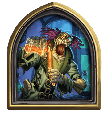 Professor Putricide Icecrown ellenség