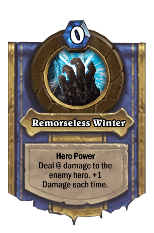 Lich King Remorseless Winter