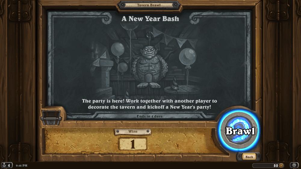Új Évi Party Kocsmai Verekedés