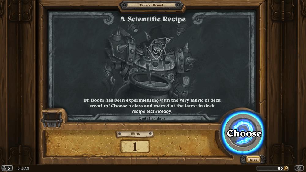 Egy tudományos recept