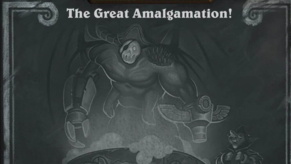 The Great Amalgam