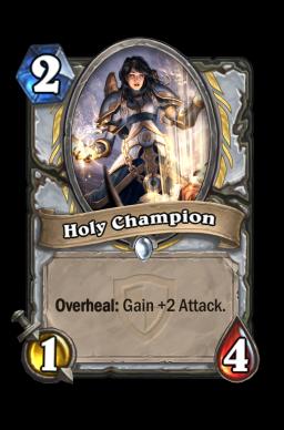 Holy Champion