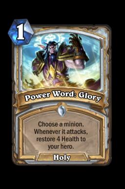Power Word: Glory