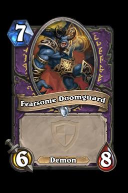 Fearsome Doomguard