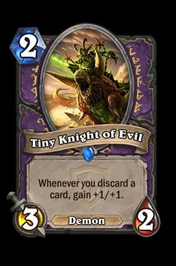 Tiny Knight of Evil