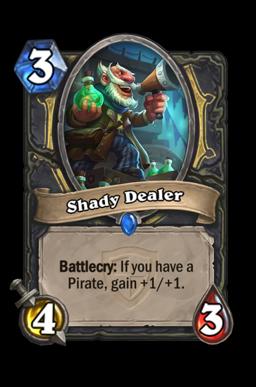 Shady Dealer