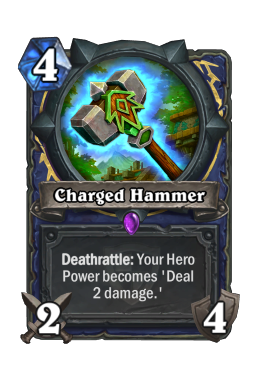 Charged Hammer