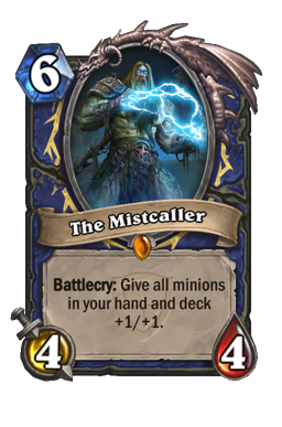 The Mistcaller