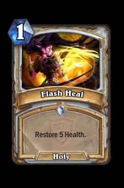 Flash Heal