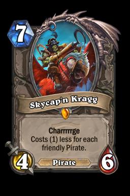 kragg legendary kártya disenchant Naxxramas Hearthstone
