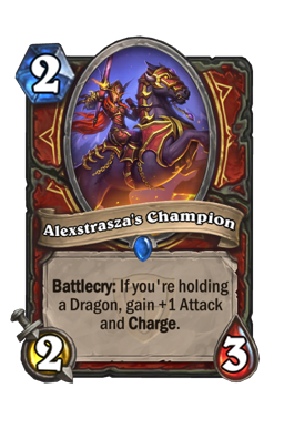 Alexstrasza's Champion