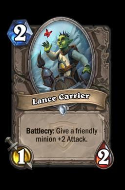 Lance Carrier