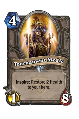 Tournament Medic