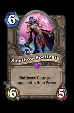 Sideshow Spelleater