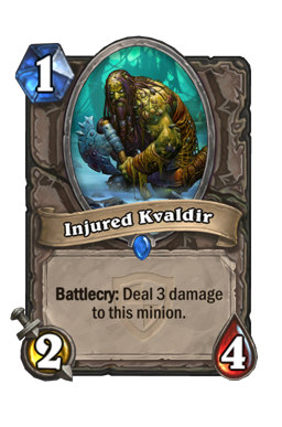 Injured Kvaldir