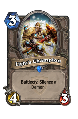 Light's Champion