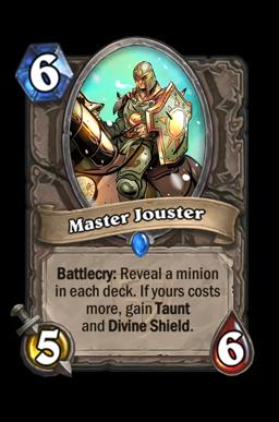 Master Jouster