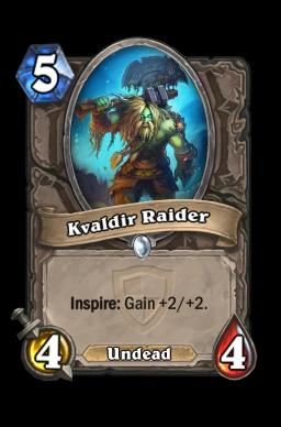Kvaldir Raider