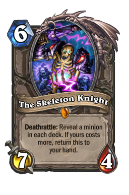 The Skeleton Knight