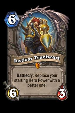 justicar legendary kártya disenchant Naxxramas Hearthstone