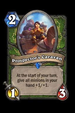 Prospector's Caravan