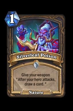 Silverleaf Poison