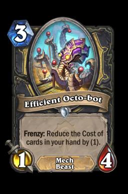 Efficient Octo-bot