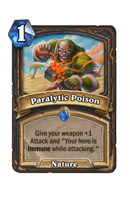 Paralytic Poison