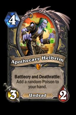 Apothecary Helbrim