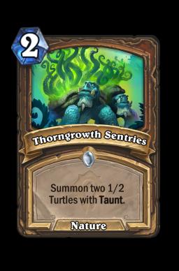 Thorngrowth Sentries
