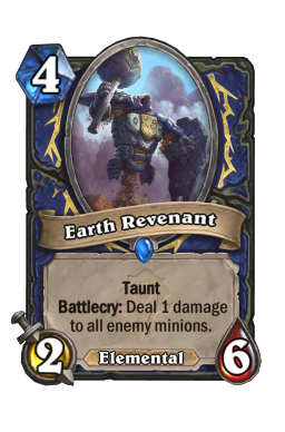 Earth Revenant