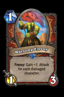Warsong Envoy