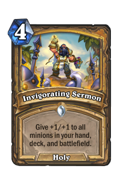 Invigorating Sermon