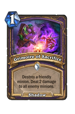 Grimoire of Sacrifice