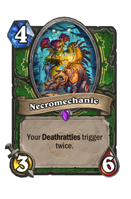 Necromechanic