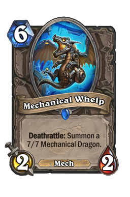Mechanical Whelp