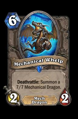 Mechanical Whelp