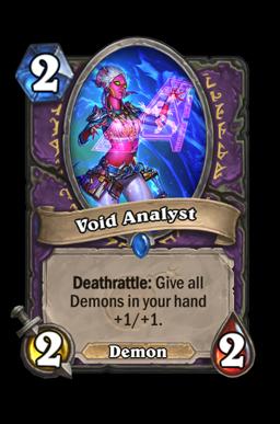 Void Analyst