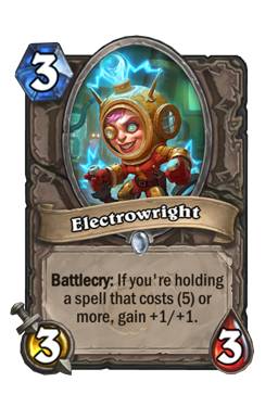 Electrowright