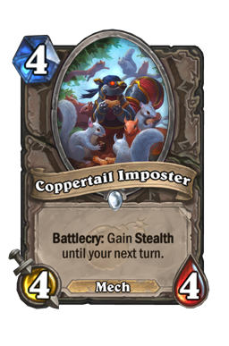 Coppertail Imposter